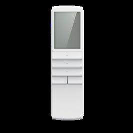 ACOMAX ROLLLADEN JALOUSIE BIDIREKTIONALE FUNK HANDSENDER FX-Hi 421 DISPLAY 1 KANAL