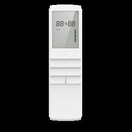 ACOMAX ROLLLADEN JALOUSIE BIDIREKTIONALE FUNK HANDSENDER FX-Hi 461 DISPLAY TIME 1 KANAL