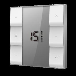 ACOMAX ROLLLADEN JALOUSIE BIDIREKTIONALE FUNK WANDSENDER FX-Wi 485 DISPLAY 15 KANAL